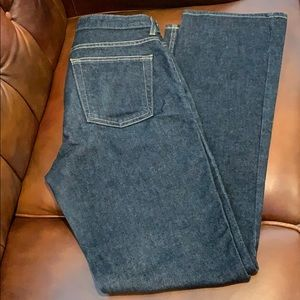 Gap bootcut stretch jeans